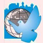 Logo des Friedensforums