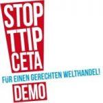 Logo: Stop TTIP und CETA