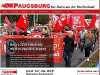 Linkbutton DKP Augsburg