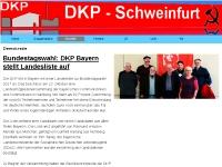Linkbutton DKP Schweinfurt