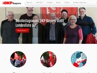 Linkbutton DKP Bayern