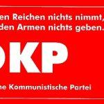Bild: Die Alternative gegen Angela Merkel: Wer den Reichen nichts nimmt, kann den Armen nichts geben!