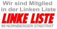 Banner: Wir sind Mitglied der Linken Liste