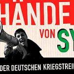Banner: Hände weg von Syrien!