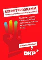 Bild: Sofortprogramm der DKP