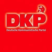 DKP-Logo - Nicht vergessen: 28. Juli 2018, 12:00 Uhr, Jahreshauptversammlung der DKP Nürnberg