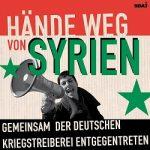 Kundgebung egen die nato-aggression in syrien