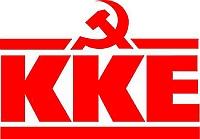 Logo der KKE