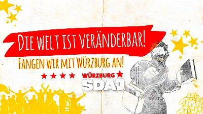 Logo SDAJ Würzburg