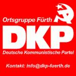 Logo der OG Fürth der DKP