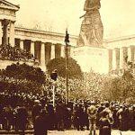 Foto: Novemberrevolution in München