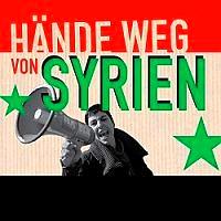 Bild zum Einmarsch der Türkei in Syrien : Hände weg von Syrien