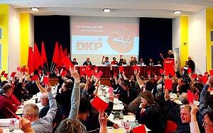 Bild: 22. Parteitag der DKP