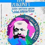 Plakat: Marx hat Zukunft