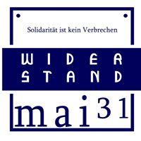 Logo von Widerstand Mai 31
