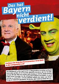 Titelseite der Broschüre zu den Landtagswahlen 2018