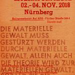 Postkarte: 23. Linke Literaturmesse