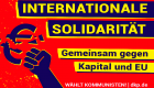 Slider: EU-Wahl - Gemeinsam gegen Kapital und EU!