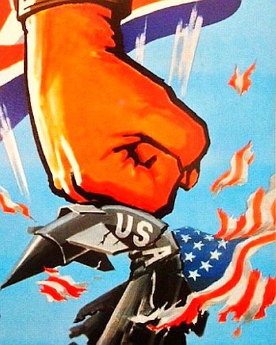 Bild: Faust gegen USA