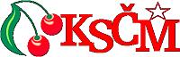 Logo der KSČM