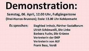 """""""Gemeinsam gegen Verdrängung und Mietenwahnsinn"""" """"Gemeinsam gegen Verdrängung und Mietenwahnsinn"""""""