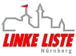 Logo : Linke Liste Nürnberg