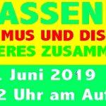 5. Strassenfest gegen Rassismus und Diskriminierung