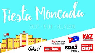 Banner: Fiesta Moncada 2019