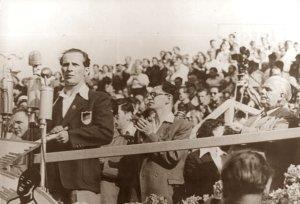 Bild: Eröffnung der Weltfestspiele