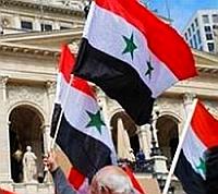 Bild: Schluss mit der imperialistischen Einmischung in Syrien!
