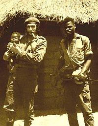 Fidel, der Che und Afrika