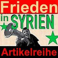 """""""Frieden in Syrien"""""""