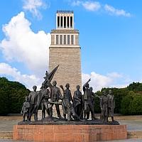 Bild: Cremer Denkmal Buchenwald
