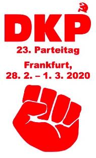 Banner: 23. Parteitag