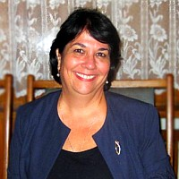 Bild: Compañera Ibis Alvisa González