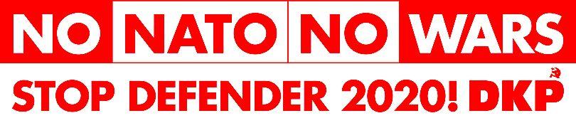 Banner: Stop Defender 2020