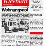 Bild: Kommunistische Kommunalpolitik in der Kleeblattstadt