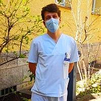 Bild zu: Corona am Nordklinikum Nürnberg - Ein Krankenpfleger berichtet über seine Erfahrung mit der Pandemie.