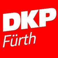 Banner: DKP Fürth zu den politischen Auswirkungen der Coronapandemie