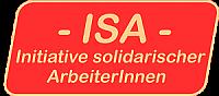 Logo der ISA: Samstag, 18. Juli 2020 - Klinikum Nord Nürnberg - Kundgebung! - Kämpft mit uns für die Abschaffung der Fallpauschalen
