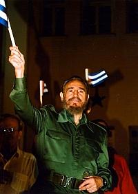 Bild: Fidel Castro