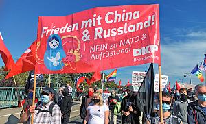 Bild: Frieden mit china und Russland - NATO, USA und Deutschland: Jetzt atomar abrüsten!