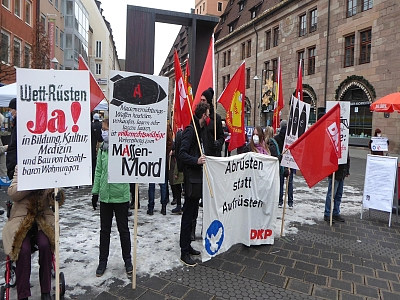 Foto - Aktionstag am Hallplatz