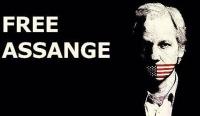 2. Januar 2021 - Kundgebung: Freiheit für Assange !