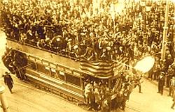 Bild: 14. April - Vor 90 Jahren: Gründung der Zweiten Spanischen Republik