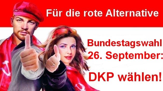 Slider: Unterschreibt für die Kandidatur der DKP
