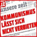 Bild: Kommunismus lässt sich nicht verbieten!