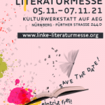 Bild: 26. Linke Literaturmesse in Nürnberg