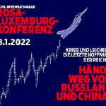 Banner: XXVII. Rosa-Luxemburg-Konferenz